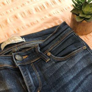 Free People Roller Crop Skinny Jeans - Size 26